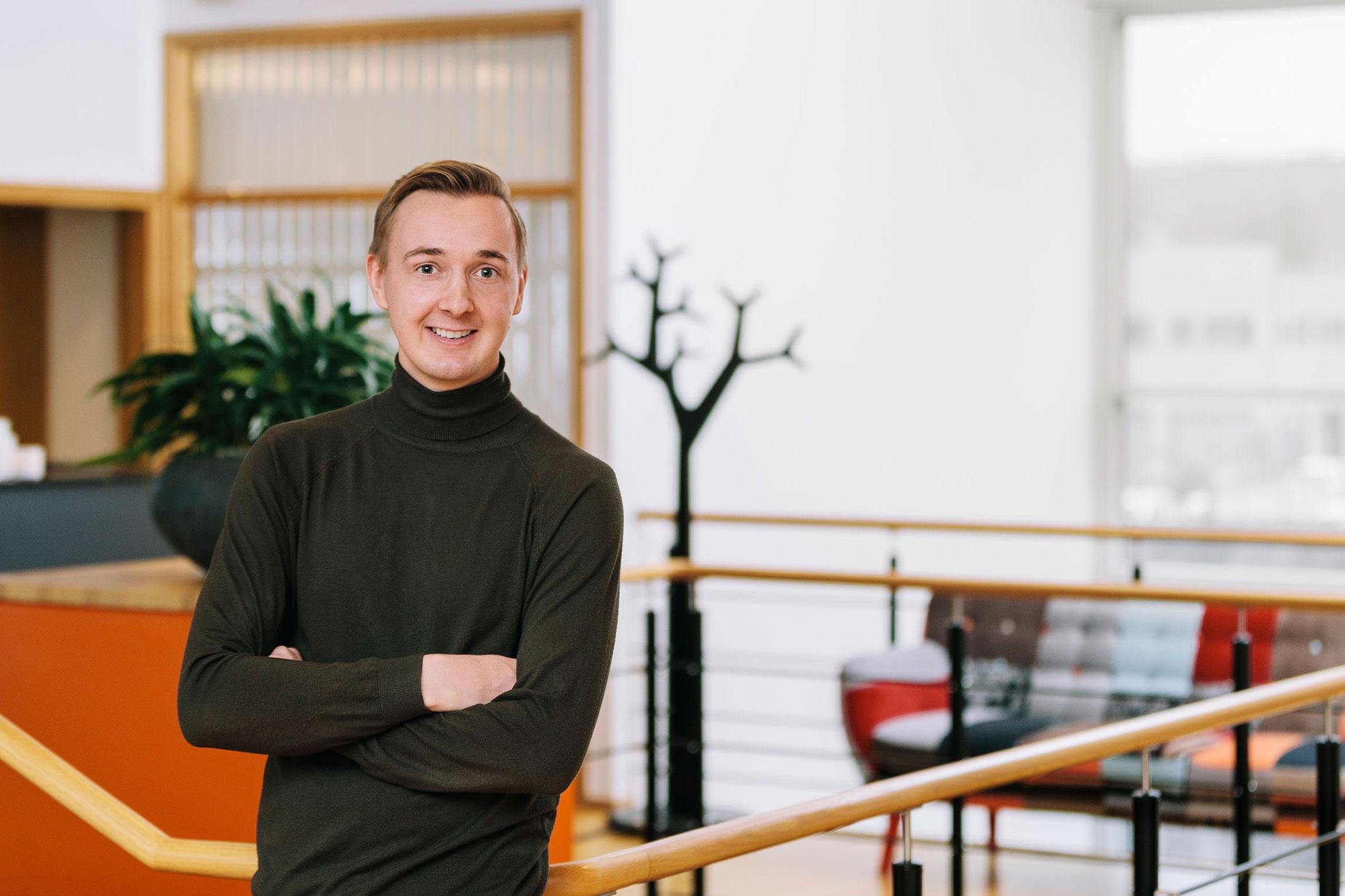 Christoffer Rydhede