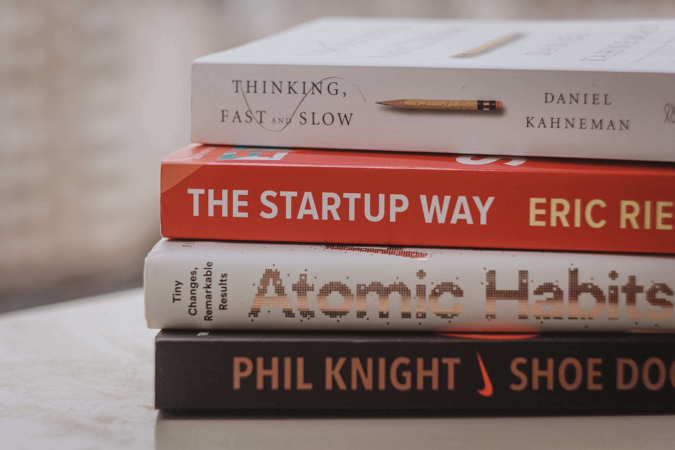 5 böcker alla entreprenörer bör läsa